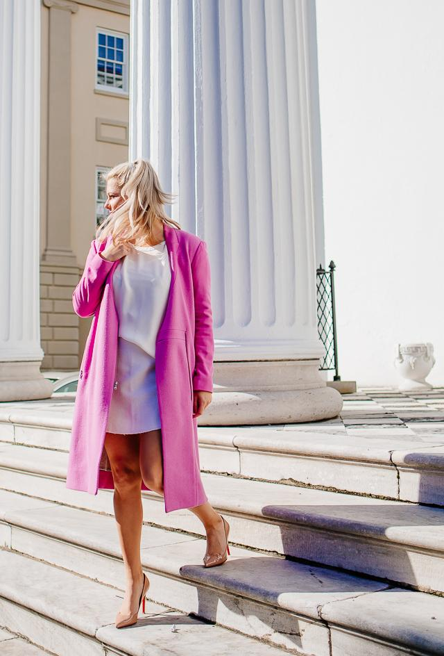Shop the street style look: A pink coat http://t.co/GuGzkiefO5 http://t.co/DzCSjcK8uX