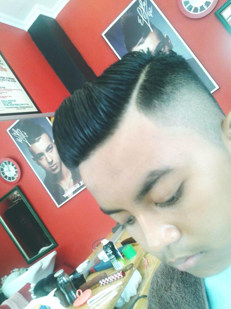 Voolcut Barbershop On Twitter Pomps Side Part Voolcut Hairstyles - Hairstyle barbershop indonesia