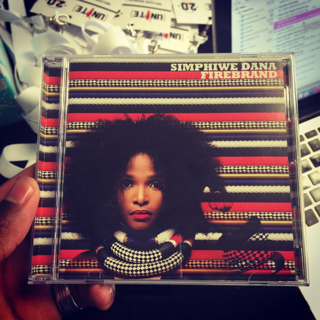 @simphiwedana's Firebrand gushes with emotions and melody. Get it now at your nearest music store or on iTunes. http://t.co/nbD8dKVYqK