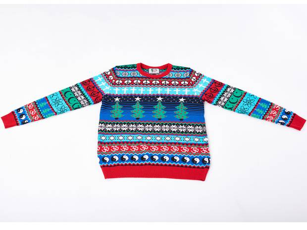 RT @Independent: The Christmas jumper to end all Christmas jumpers has arrived http://t.co/yZDH9Ij1yD http://t.co/YTIId1UaFl