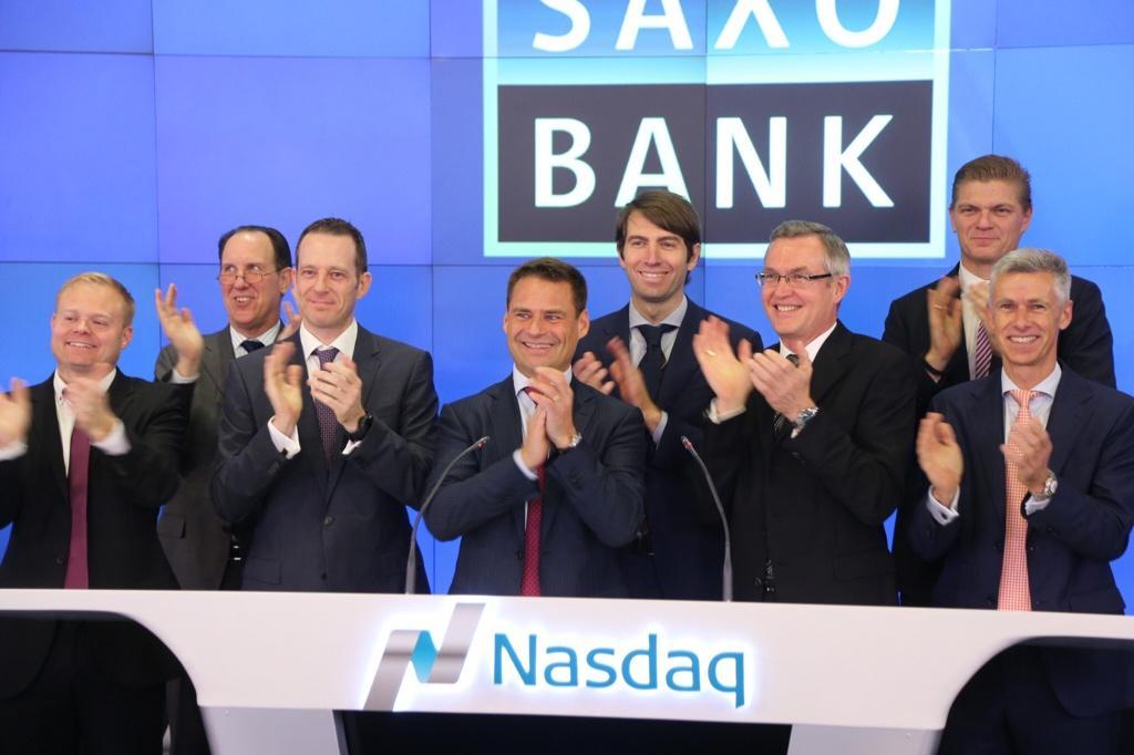 Saxo bank fx