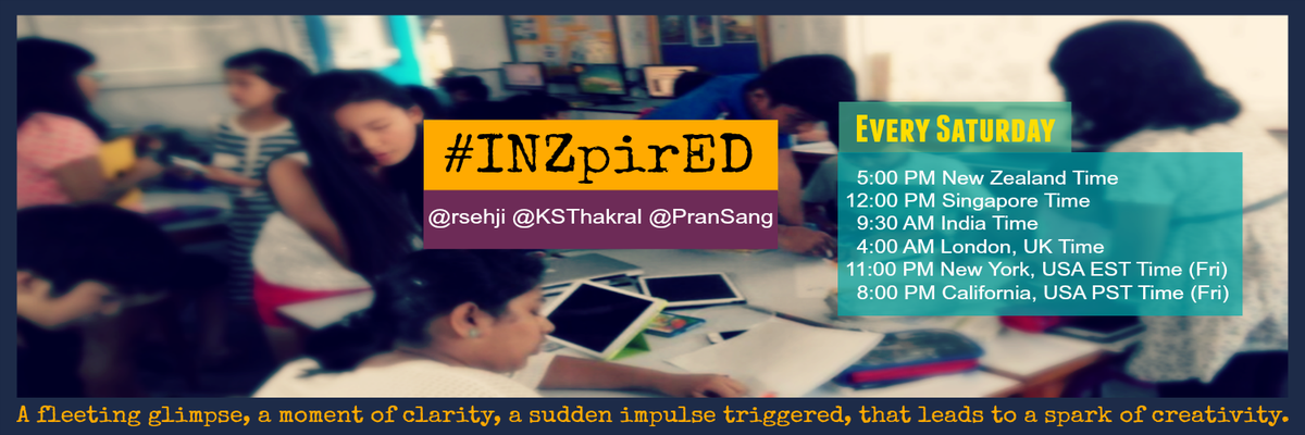 Share the reason you became a teacher with the world on Saturday the 29th. Inspire others and be #INZpirED http://t.co/LeT2DdAXW4