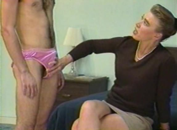 Xhamster male pantyhose spankings