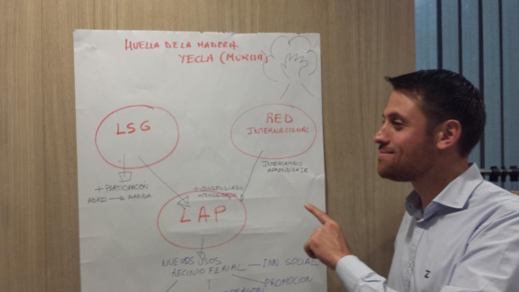 Intercambiando experiencias LA #Urbact con @pablosolerjujuy http://t.co/YJAcgMbvdM