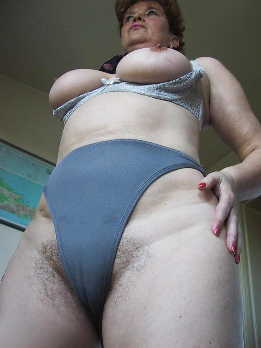 Mature Women In Their Panties