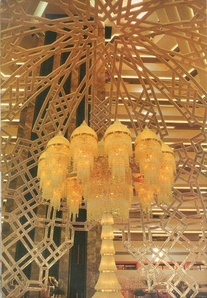 Sheraton grand doha on twitter atrium chandelier is actually sheraton grand doha on twitter atrium chandelier is actually biggest standing lamp in the world recorded in guinness world records sheratondoha aloadofball Gallery