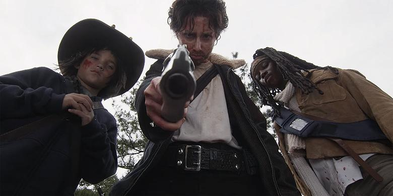 The Walking Dead Parody Set To 'Another One Bites The Dust' http://t.co/mNYE3bTWjY http://t.co/z3XQNDULwS