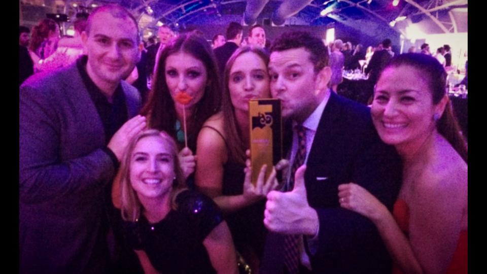 Congrats to @UMAustralia for being named Media Network of the Year at the @bandt Awards! #bandtawards #CuriosityWorks http://t.co/d4JtH2l7Qm