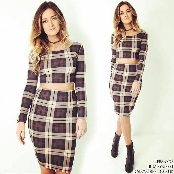 RT this tweet, comment & follow @daisystreetcouk to win my #FranXDS tartan co-ord. It's nearly #Madeinchelsea time 🎉 http://t.co/2saVbII8gU