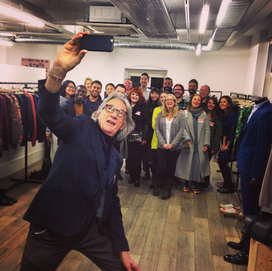 Yesterday Paul invited a few @Instagram friends to #PaulsEarlyBirdLondon. Find out more: http://t.co/RVBsxEH8We http://t.co/W611ZPJksQ