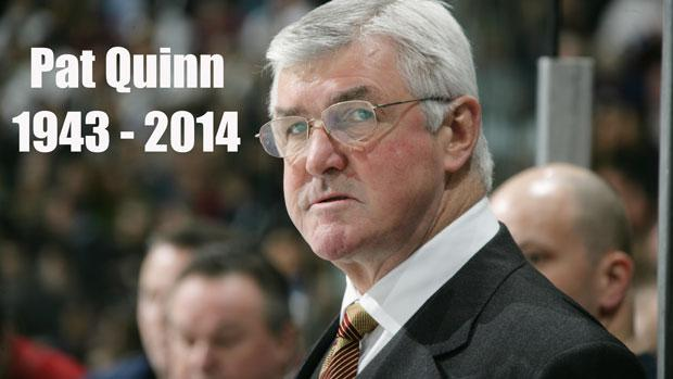 Legendary coach Pat Quinn will be missed. http://t.co/XLPn5WeEXu http://t.co/l3Hl3NNqp8