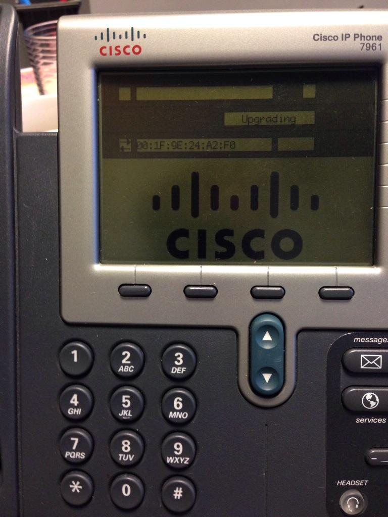 7941 Cisco Ip Phone User Manual