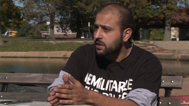 Tonight: #Fergsuon Live Streamer & Activist @bassem_masri Will Be On @CNN With Erin Burnett 7pm EST /6pm CT http://t.co/BziVuYGOBm