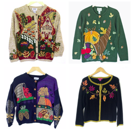 Choose Express Mail when ordering an ugly Thanksgiving sweater to get it by  Turkey Day! http://t.co/jJxMSnd8rq