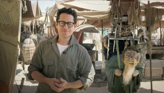 J.J. Abrams Confirms 88-Second 'Star Wars The Force Awakens' Trailer Arrives Friday http://t.co/TLUJVbxj13 http://t.co/IyxEuw4hwH