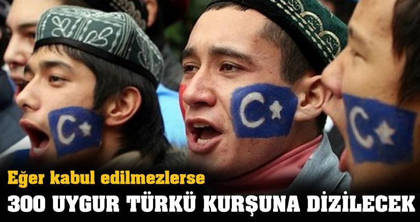 300 Uygur Türkü kurşuna dizilecek http://t.co/6iqW5wMnlN http://t.co/vWE8B6uiHn