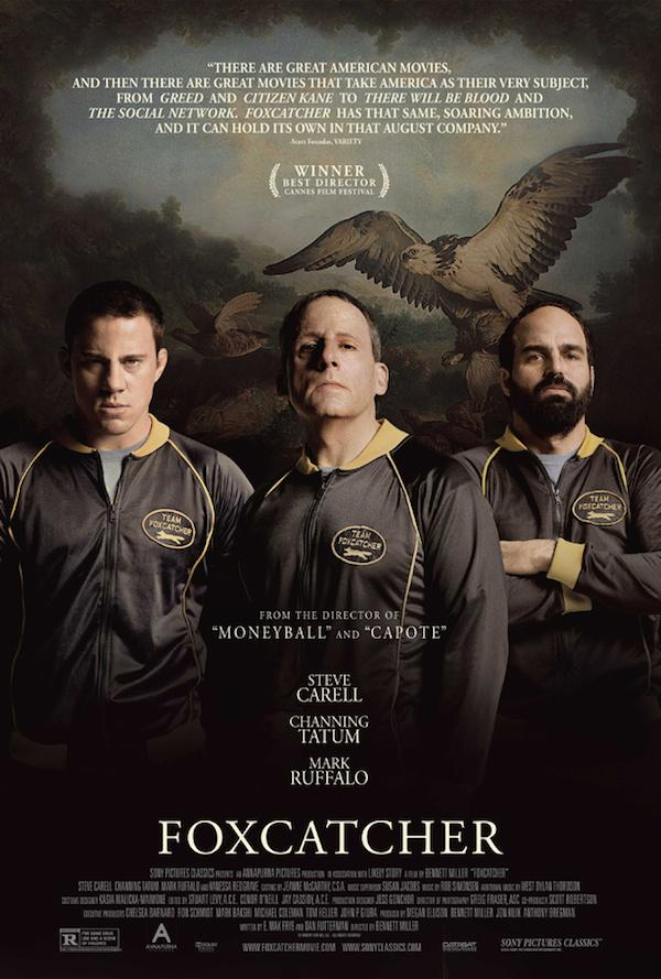 Toronto! We're giving away 10 pairs of double tix to #FOXCATCHER starting 12/1! RT 4 a chance to win! @mongrelmedia http://t.co/hyoReUNcIV