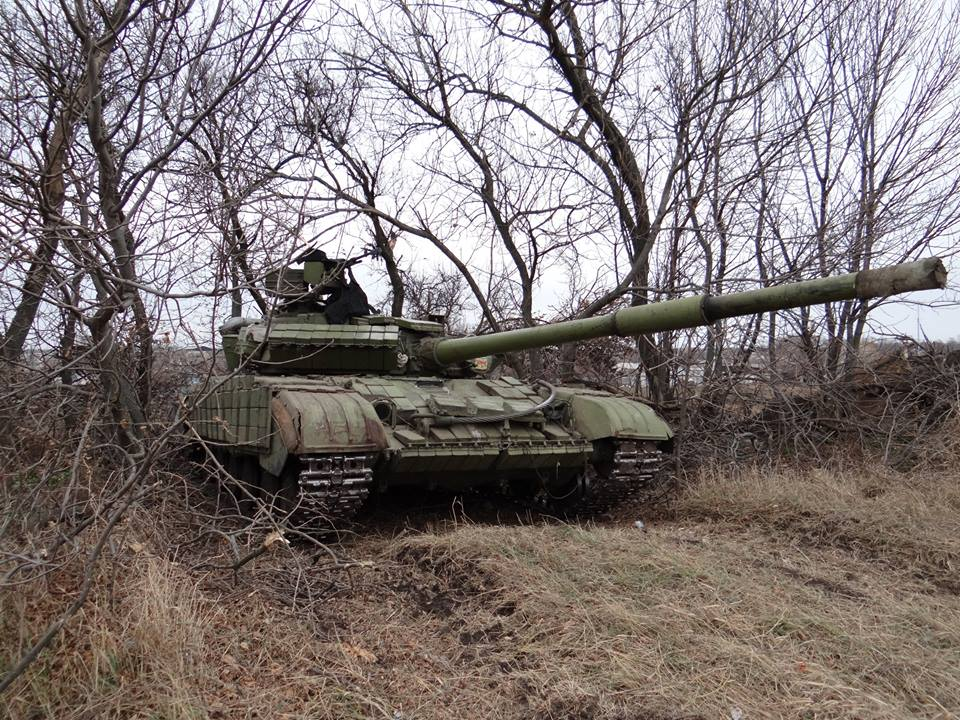 Ситуация на Донбассе контролируемая. Напряжение только на луганском и донецком направлениях, - пресс-центр АТО - Цензор.НЕТ 4514