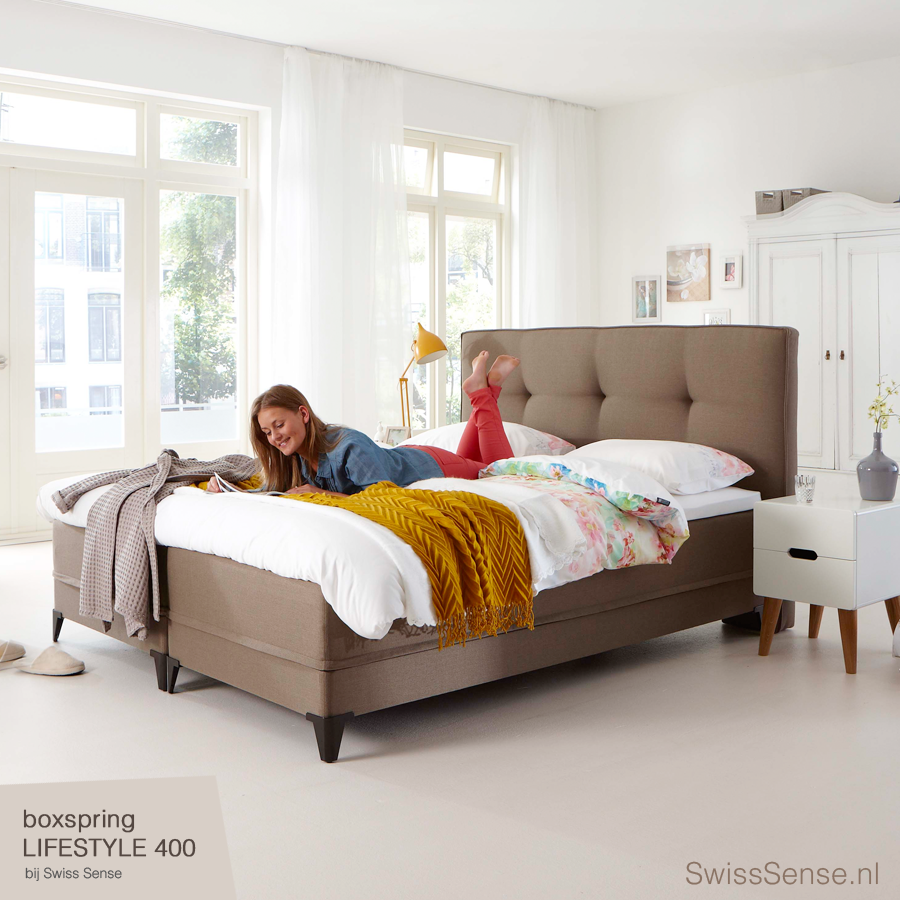 swiss sense on twitter opvallend en trendy zo beschrijven wij boxspring lifestyle 400 http t. Black Bedroom Furniture Sets. Home Design Ideas