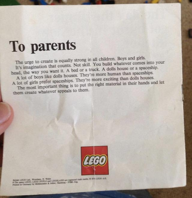 1970s letter from Lego to parents  http://t.co/Z2CfC04VHu http://t.co/5dLSPrgodN