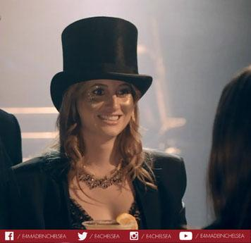 Love this look @rosiefortescue #madeinchelsea http://t.co/knZRVdWTgg