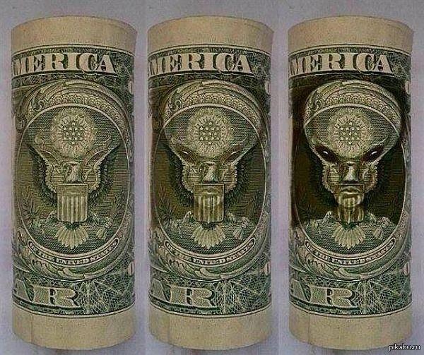 Effect of increasing contrast on a dollar yields bearded alien wearing a turban. By @el_temif via @gohsuket http://t.co/Tf26LsdfPq