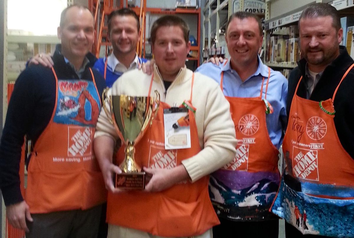 Sharrcasm On Twitter Gold Cup Walk In Park City Utah With WD President Aaron Flowe And PN RVP Tony Hurst HomeDepot BestCompanyEver