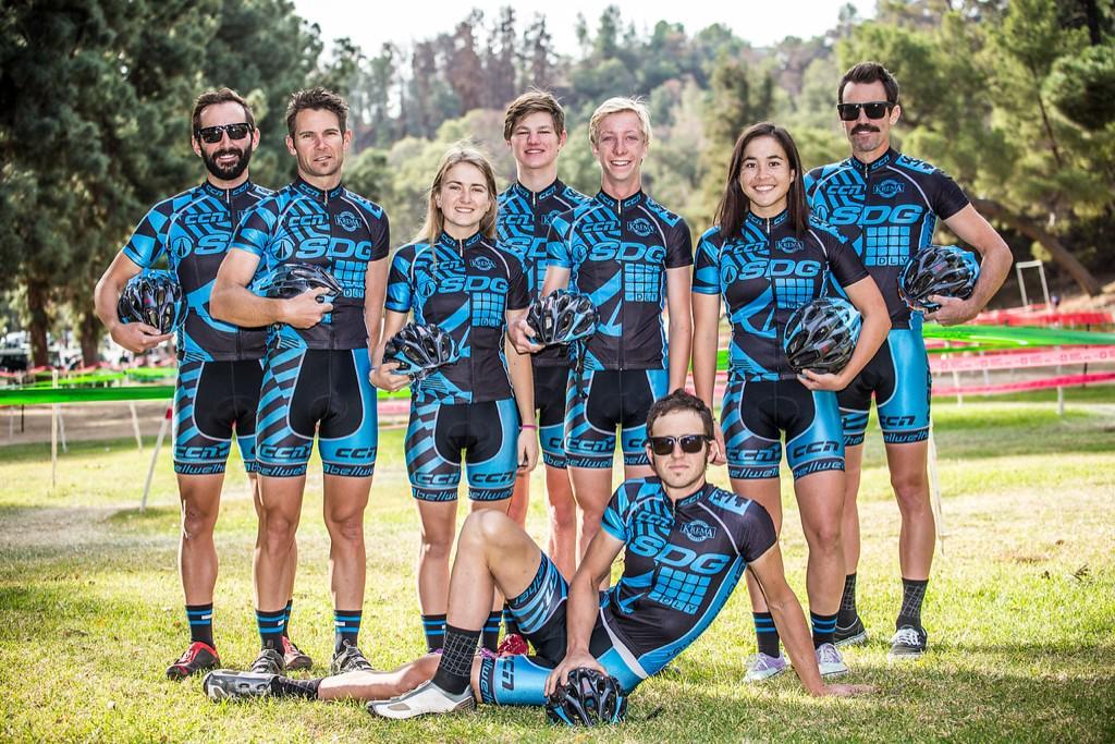 Such a solid CX team! Factory SDG-Bellwether p/b Krema Peanut Butter #SDGteam #SDGdazzle @SDGTeam http://t.co/bd9uXhXeDS