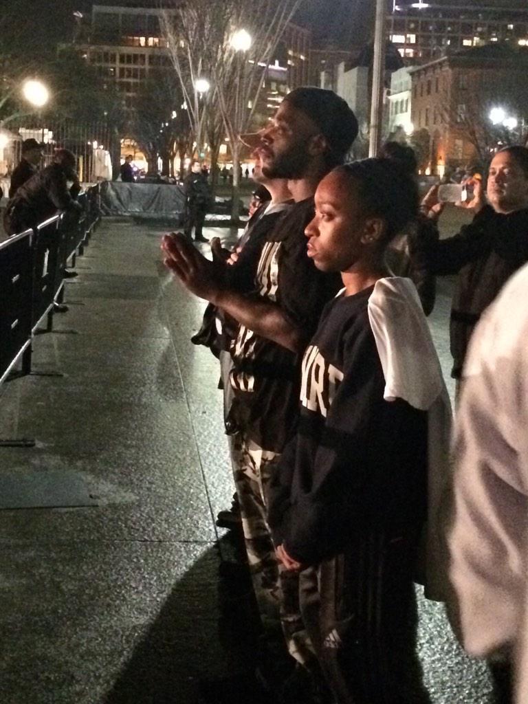 Videos, photos, tweets capture the mood after Ferguson decision