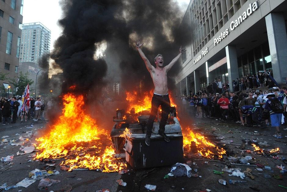 Vancouver, 2011. Because a hockey team lost. http://t.co/c6JvmMsRts