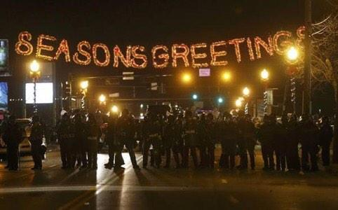 i'd love to see bob geldoff & friends get on this in the spirit of the season. #DoTheyKnowItsChristmas #ferguson http://t.co/rNRDBAqc28