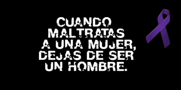 NADA justifica la violencia! Di NO a la VIOLENCIA DE GÉNERO! #ContraLaViolenciaDeGenero #NoMasViolenciaDeGenero http://t.co/9707lQtgKe