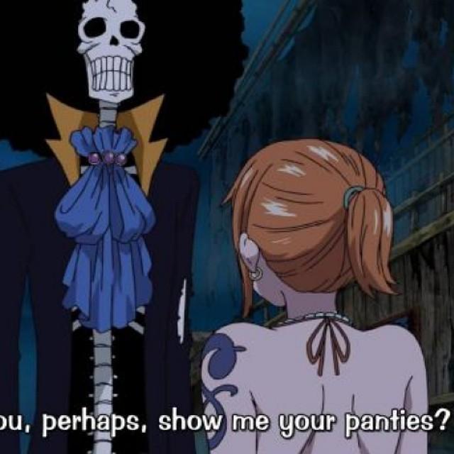 Show Me Your Panties