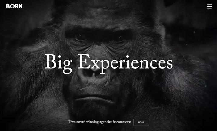 RT @cssdesignawards: Website Of The Day is BORN http://t.co/6H4xiHnexL by BORN @ThisIsBORN #WOTD http://t.co/lMVEA2WnAl