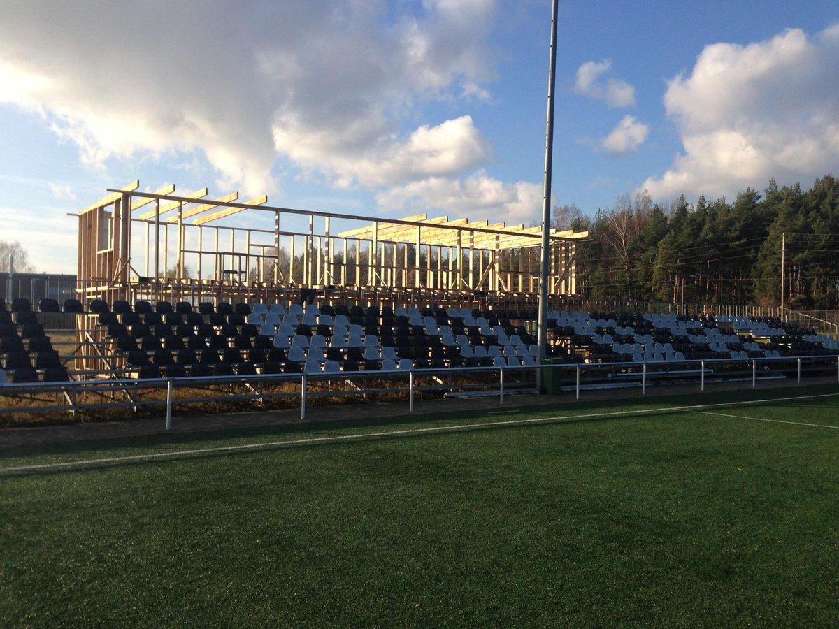 Futbola klubs Auda saviem spēkiem Ķekavā būvē sportistiem ģērbtuvi  http://t.co/BgSOtA6lRr http://t.co/E32S75guwX