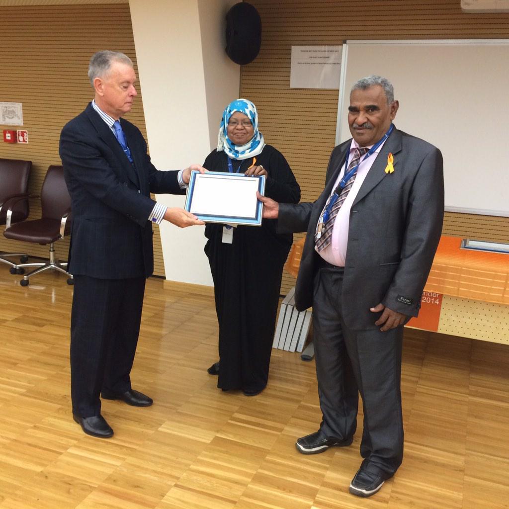#Ifad supported proj in Yemen is the winner of 2014 #ifadgender awards in the #ifad NEN région, #ifadgender http://t.co/ozAeeRgZOA
