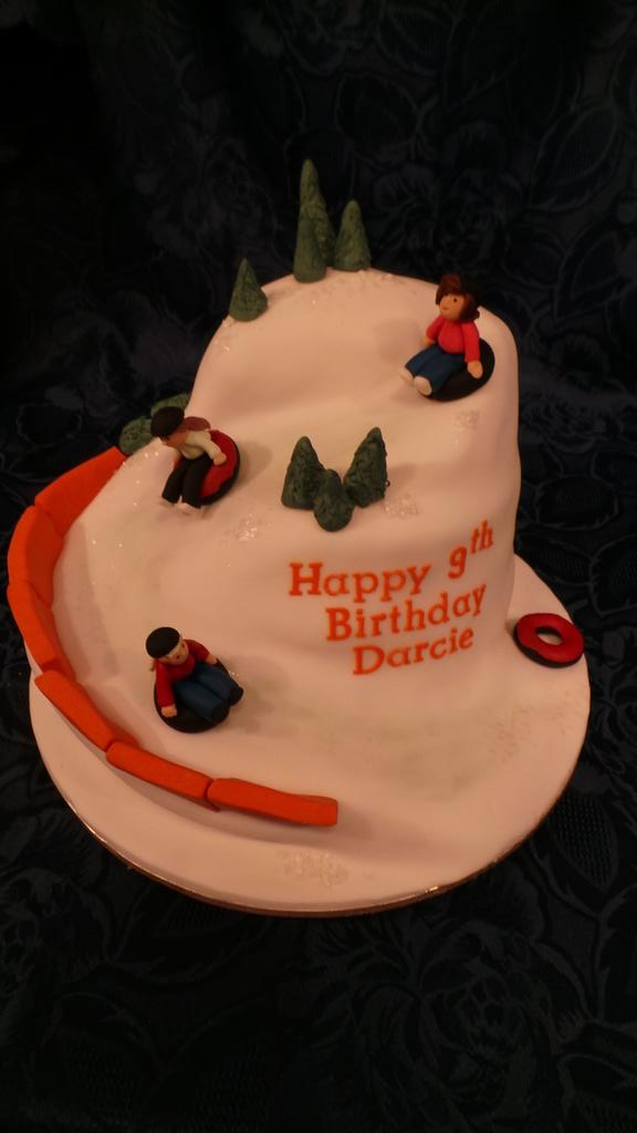 Sue Lane On Twitter Heres A Cake For Darcie Who Had Her Party At