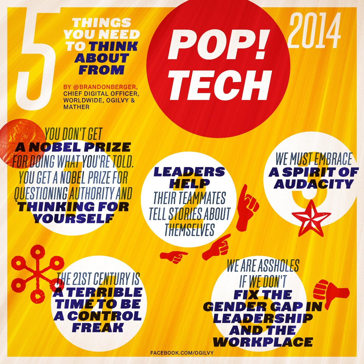 5 things to think about from #poptech 2014 with @joi @johnmaeda @ThamKhaiMeng @janulrikleth http://t.co/QcqYk8UJwK