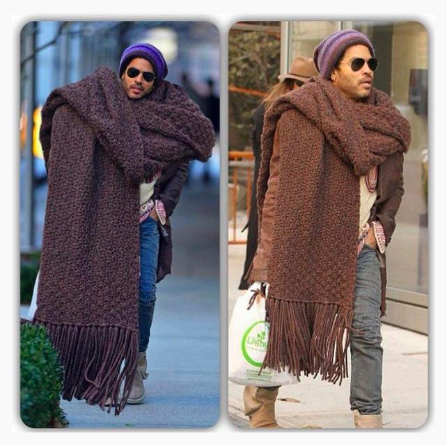 2d4978eaf05 It s Four Years To The Day Since Lenny Kravitz Went Out In This ...