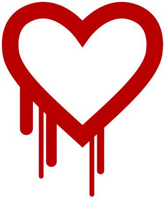 秀逸と評されたロゴ貼っとく #heartbleed #techlion http://t.co/SM96wVQg2D