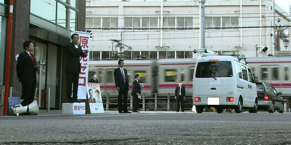 しばらく壁紙にしたいRT @ishiitakaaki: 感動…1菅直人氏を黙殺し、誰も話を聞かない日本人の政治意識の高さ 2誰にも相手にされずテロリストさえ黙殺するであろう彼を守るSPのプロ意識 @oresama_knight http://t.co/5E0pm7ygJE