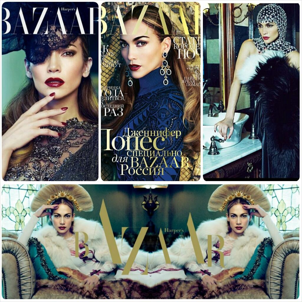 Wow Gorgeous pics and shoot! Awesome job @JLo! #HarpersBazaar #JLo #JenniferLopez @BBjlo http://t.co/2jDjCSTC3r