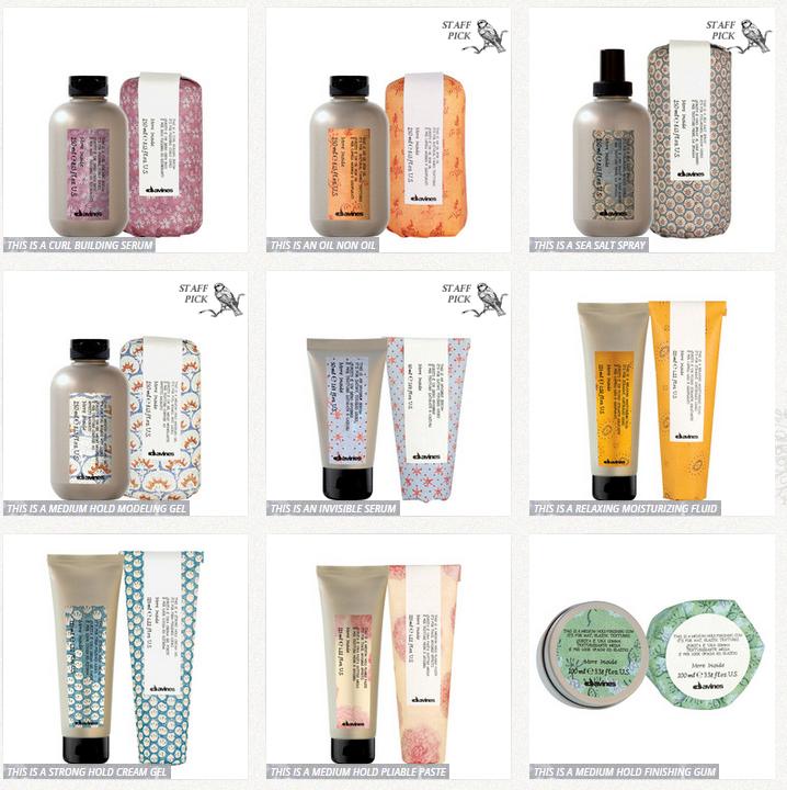 Je ne connais pas (encore) les produits @DavinesFrance @DavinesOfficial mais niveau packaging, ça donne envie http://t.co/5cM9OjIgcS