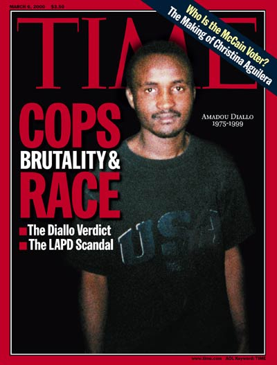 Unarmed. Shot. Killed.  (1999) Amadou Diallo, age 23, NY  #FergusonDecision #BlackLivesMatter http://t.co/3VyKI0bQjB