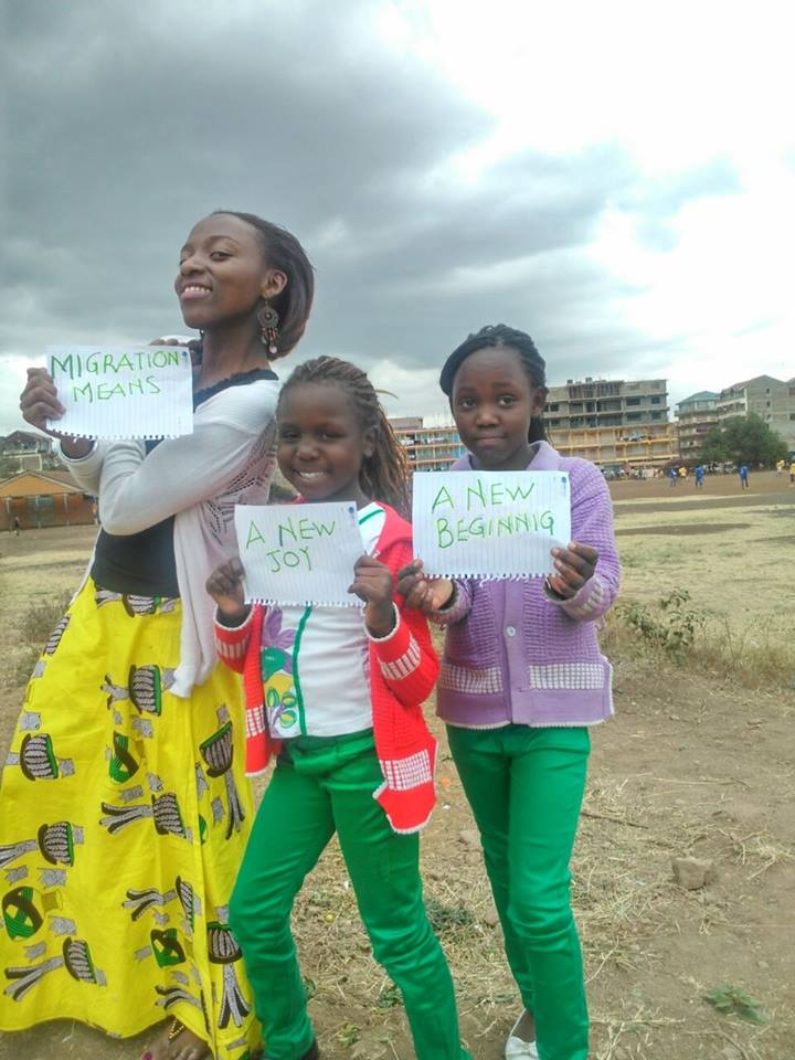 To these residents of Kisumu County, #migrationmeans a new joy. http://t.co/IxZ6XyMRve
