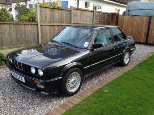BMW builds on Twitter Anyone for a BMW 325ix E30 4 Wheel Drive