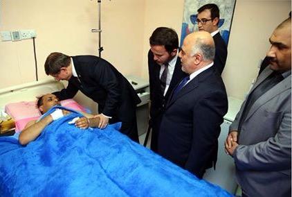 رئيس وزراء تركيا يعتذر لمواطن عراقي :) B3T2-LSCcAE5yvt.jpg