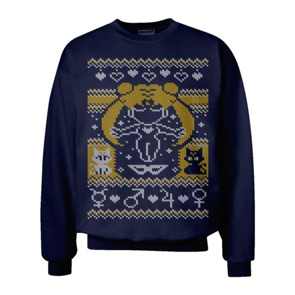 Sailor Moon Christmas Sweater.Tara On Twitter Ordered Mine Woot Gillesbone A Moon