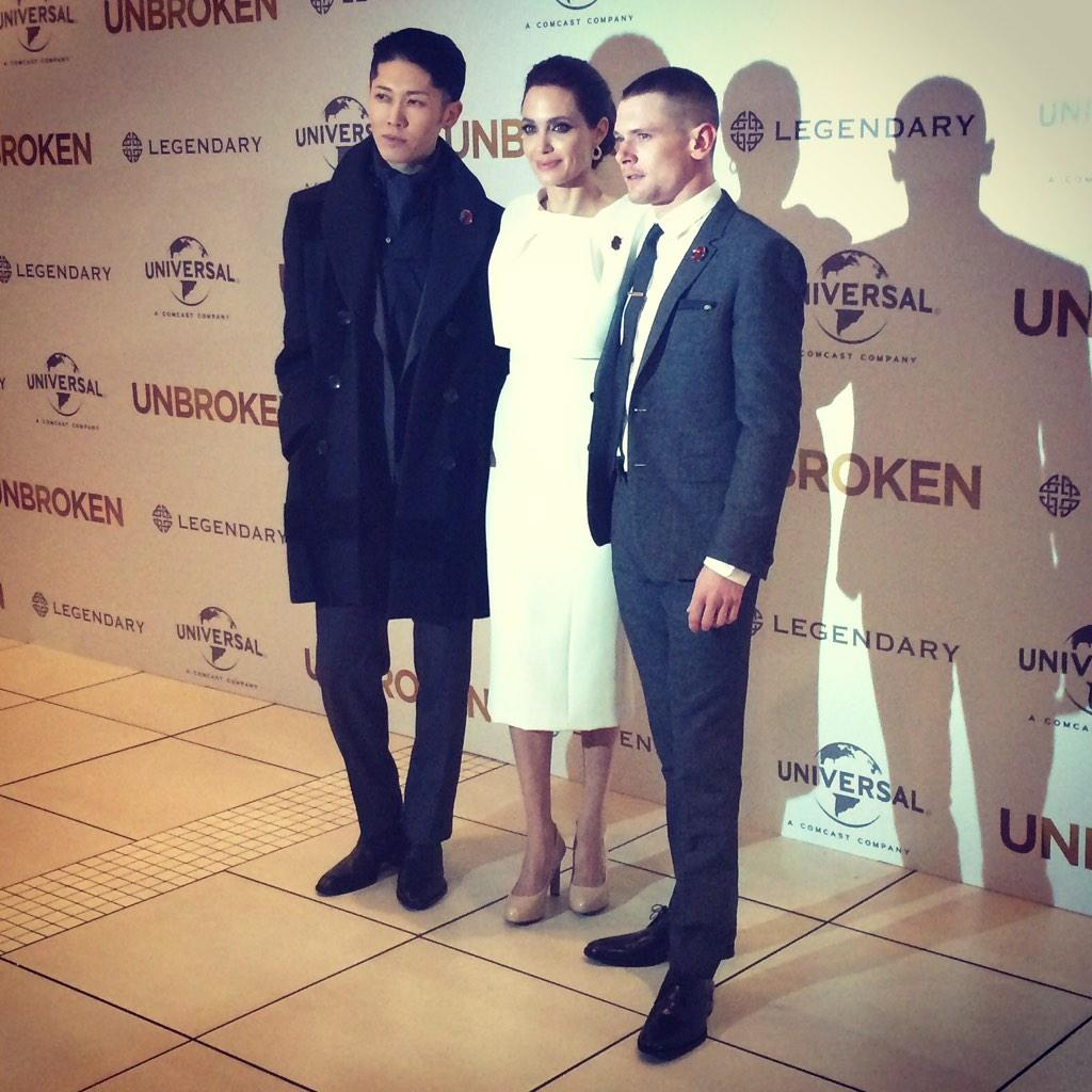 Universal Picturesuk On Twitter Angelina Jolie Jack O Connell