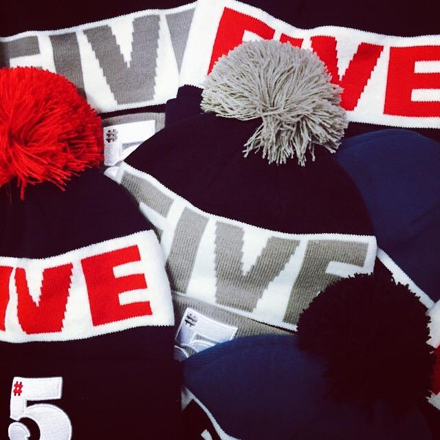 RT @5mag: The #AW14 beanie bobbles are flying out... Limited numbers left! Visit http://t.co/ypXxwF7g89 http://t.co/wAda7t03G8